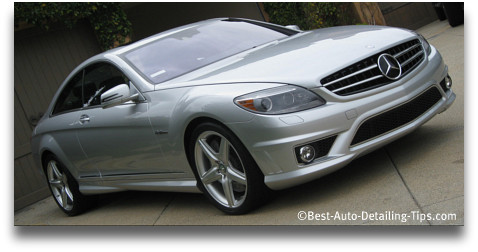 best auto detailing tips for mercedes