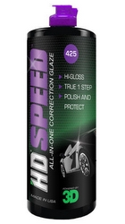 HD speed all in one polish
