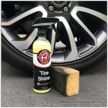 Water Based Car Paint >> Best tire dressing review will keep you from making stupid mistakes