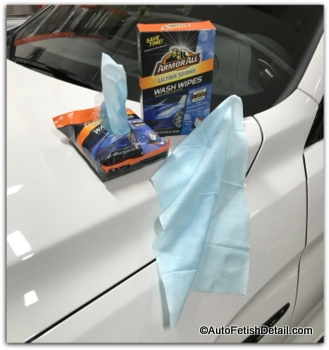 Armorall wipes
