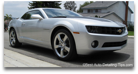 Auto Detailing Tips from the Car Detailing Expert
