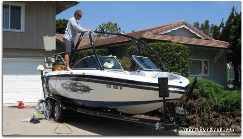best fiberglass boat wax