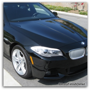 best wax for black car bmw
