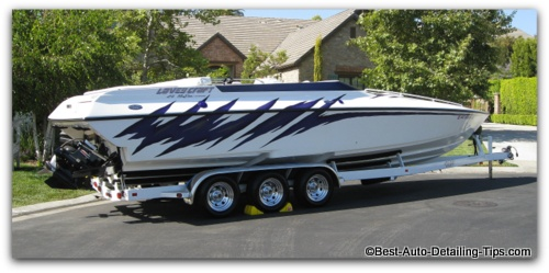 boat cleaner wax
