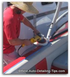 boat polisher