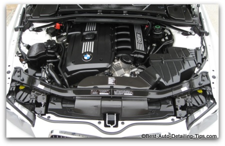 car engine picture bmw 328i