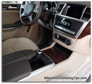car interior cleaners