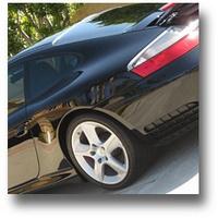 car polish porsche