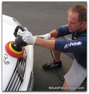car polishing with best car polish