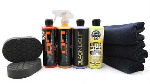 chemical guys car waxes