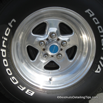 How To Polish Aluminum Wheels >> Cleaning Alloy Wheels Learn What You Are Not Being Taught