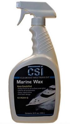 csi marine wax