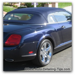 car paint colors will greatly affect the care and maintenance your car requires - Blue Auto Paint Colors