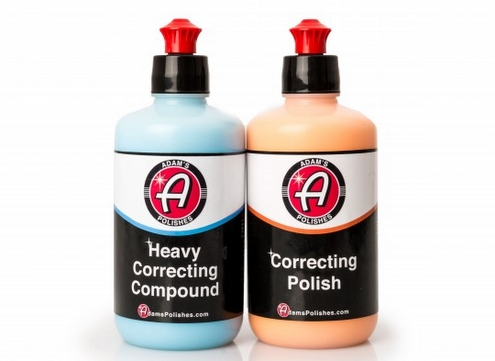 difference between a polish and a compound