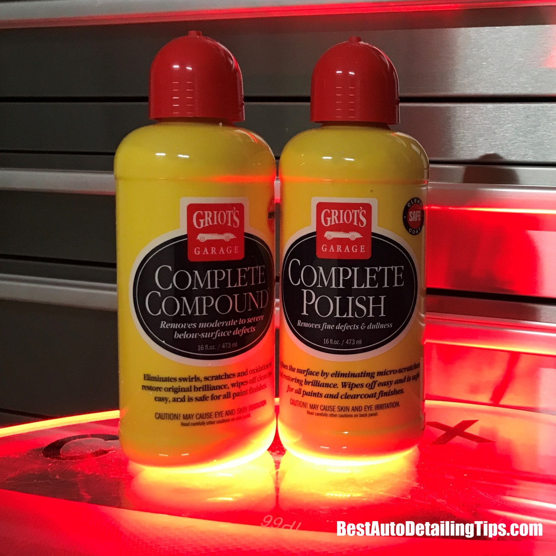 difference between car polish polishing compound