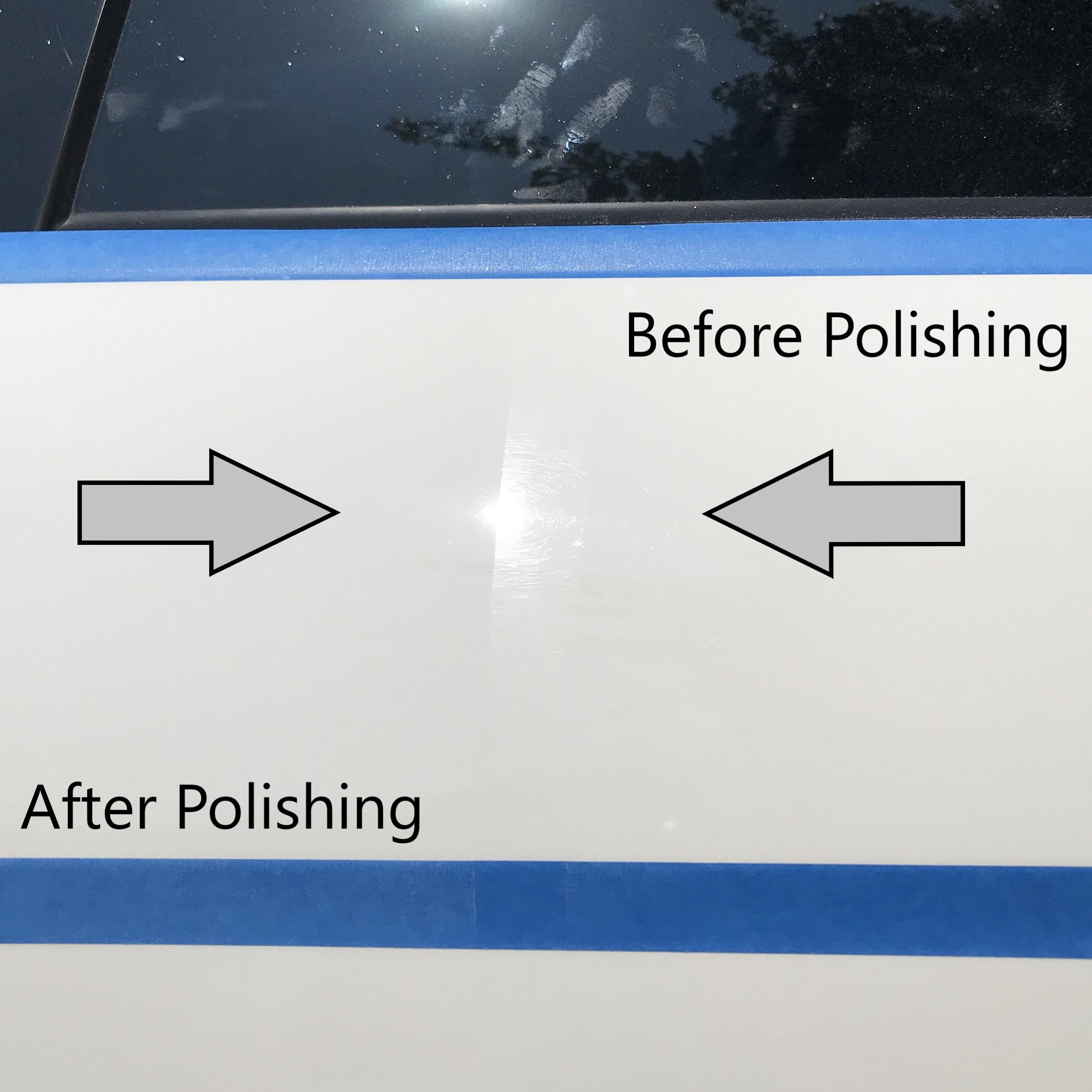 does polish remove swirl marks