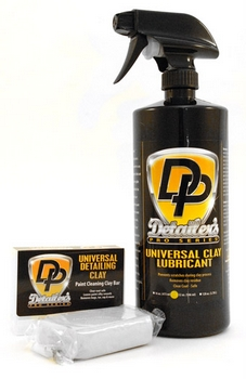 DP clay bar kit