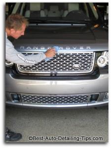 dry car wash methods