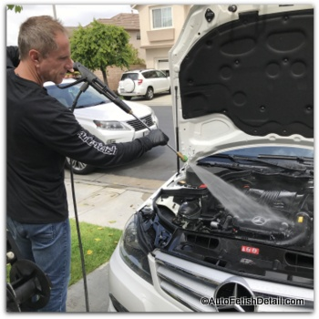 electric pressure washer for detailing