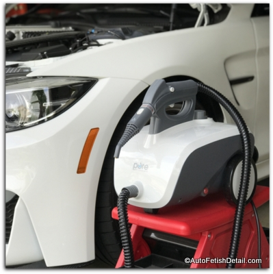 engine steam cleaner for car detailing equipment