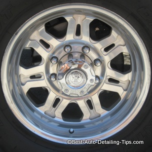 how to clean brake dust from aluminum wheels