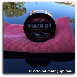 fuzion car wax