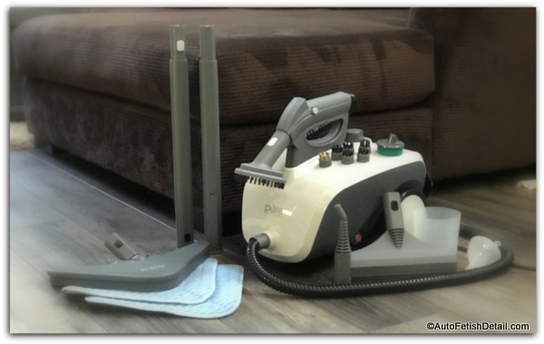 home upholstery steam cleaner