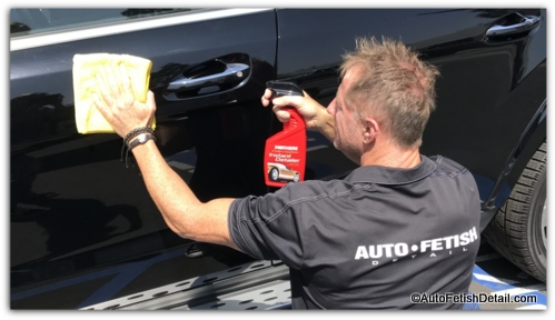 how to clean cars exterior paint