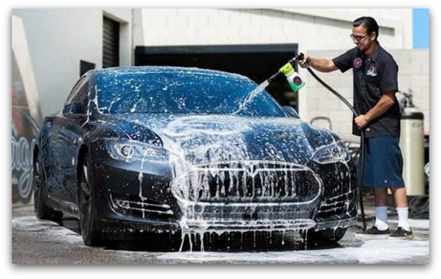 how to clean cars