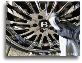 picture of aftermarket wheel for how to sell used car