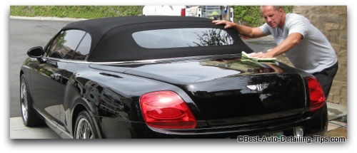 Ibiz Car Wax: How To Wax Your Car And And The Insider Tips From The Expert
