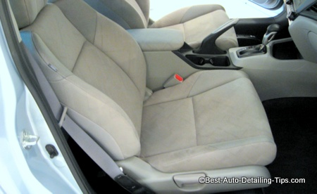 How to clean car upholstery can be much easier than you have been told