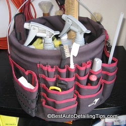 Husky Bucket Jockey Become Organized Efficient And