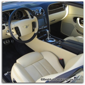 interior car dressing