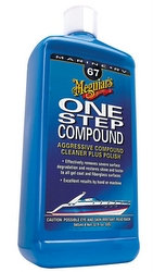meguiars one step compound