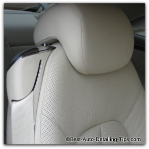 mercedes auto leather conditioner