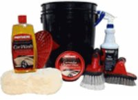 Mothers auto detailing supplies
