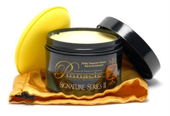 pinnacle car wax