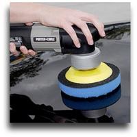 random orbital car polisher