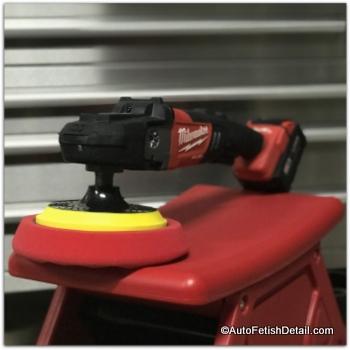 random orbital polisher versus rotary polisher