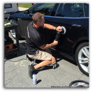restoring car paint