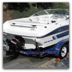 sea ray boat cleaner wax