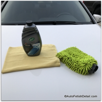 turtle wax car wash soap
