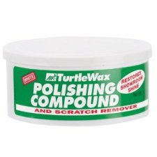 turtle wax polishing compound