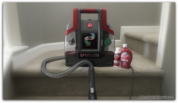 Upholstery carpet cleaner versus steam cleaner