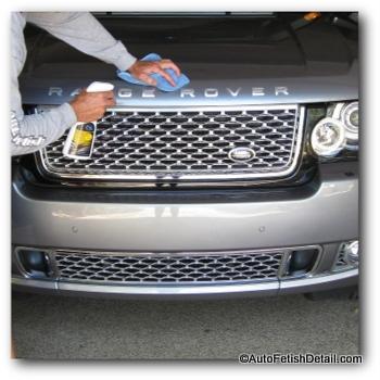using the best car wax