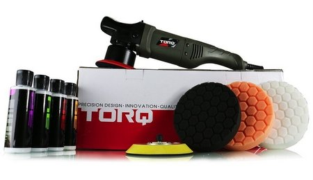 Torq car polisher