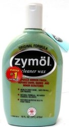 zymol cleaner wax