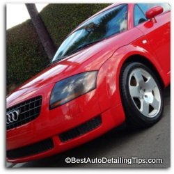 audi tt dupont teflon car wax alternative