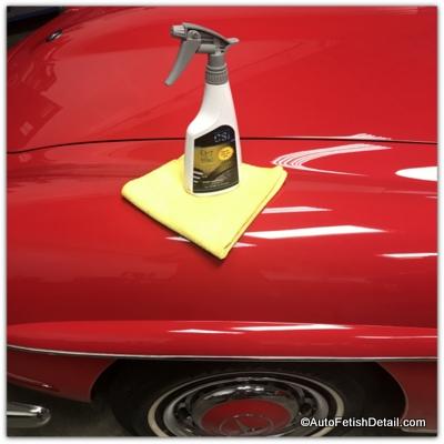 best car waxes on mercedes